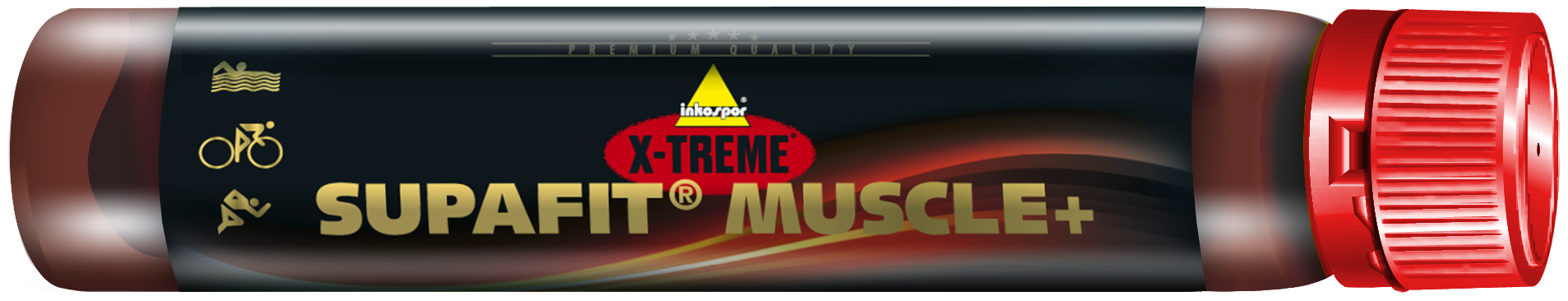 inkospor X-TREM Supafit Muscle+ Ampul